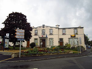 Bohars - The town hall in Bohars