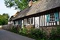 Maison au toit de chaume, Englesqueville.jpg