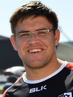 Maks van Dyk South African rugby union player