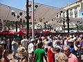Malaga Palaza constitucion during Feria2.jpg