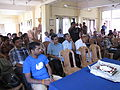Malayalam wiki 10th anniversary celebration Kannur audience.jpg