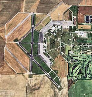 Malden Regional Airport airport in Missouri, United States of America