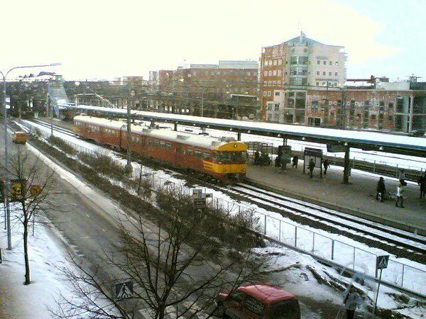 Malmin Rautatieasema