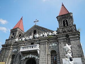 Boni Avenue - San Felipe Neri Church