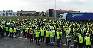 Image result for France Yellow Jackets images