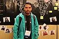 Manik Soren at Wikimania 2018 (01).jpg