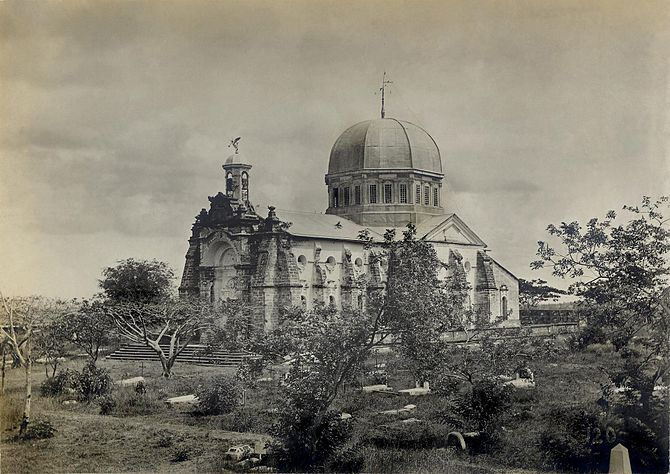 English: La Loma Cemetery in Manila (1900) use...