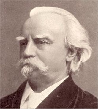 George Grove - August Manns, Grove's musical director