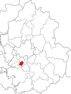 Location of Gunpo