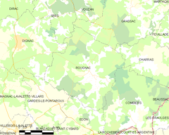 Map commune FR insee code 16285.png