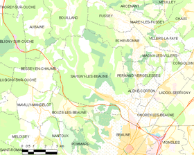 Map commune FR insee code 21590.png