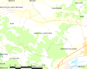 Map commune FR insee code 31318.png