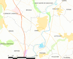 Map commune FR insee code 34051.png