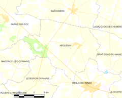 Map commune FR insee code 53009.png