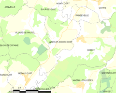 Map commune FR insee code 70009.png
