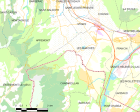 Map commune FR insee code 73151.png