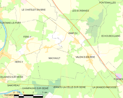 Map commune FR insee code 77266.png