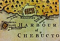 Map of Halifax, Nova Scotia, 1750 inset.jpg