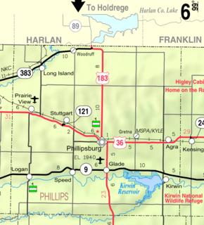 Glade, Kansas City in Kansas, United States