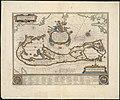 Mappa aestivarum insularum, alias Barmudas dictarum, ad ostia Mexicani aestuarij jacentium in latitudine graduum 32 minutorum 25 - Ab Anglia, Londino Scilicet versus Libonotum 3300 miliaribus (6972524546).jpg