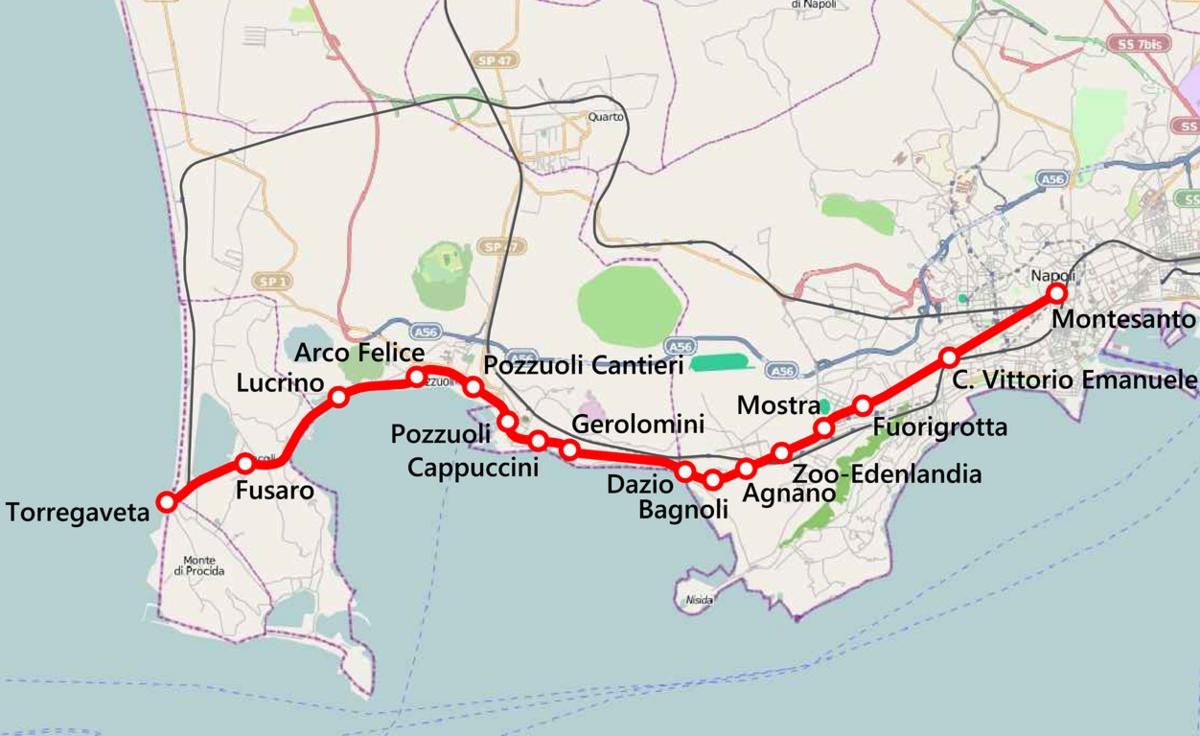 Cumana railway Wikipedia