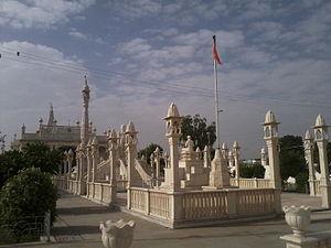 Ladnu - Jain Temples of exquisite marble work