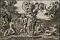 Marcantonio Raimondi d'après Raphaël, « Le jugement de Pâris ».jpg