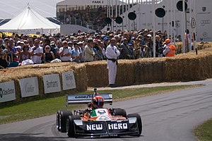 March 2-4-0 - A March 2-4-0 at the 2014 Goodwood Festival of Speed