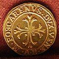 Marco foscarini, mezza doppia d'oro, 1762-78.jpg