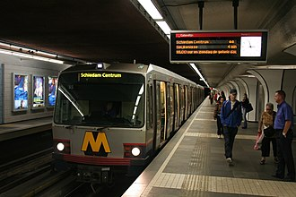 Marconiplein metro station - Image: Marconiplein metrostation