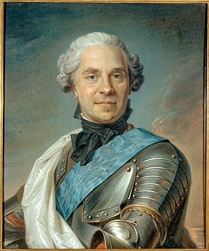 Battle of Rocoux - Maurice de Saxe