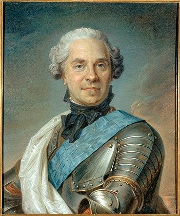 Несостоявшийся супруг герцогини Анны граф Мориц Саксонский