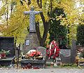 Marek Kotański - Wiesław Kotański - Bolesław Strawa - Stanisława Strawa - Cmentarz Wojskowy na Powązkach (230).JPG
