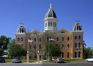 Presidio County, Texas County in the United States