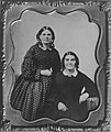 Maria Patton Chamberlain with daughter Isabella, 1859, N-0799, Mission Houses Museum Archives.jpg