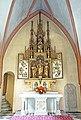 Maribor - stolnica - oltar Srca Marijinega (H. Pascher, 1898).jpg