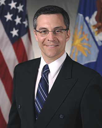 Chief Scientist of the U.S. Air Force - Image: Mark Maybury