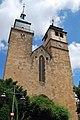 Markgröningen Türme der Bartholomäuskirche.jpg