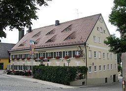 Marktplatz in Altomünster