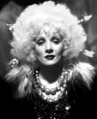 Blonde Venus - Marlene Dietrich in Blonde Venus