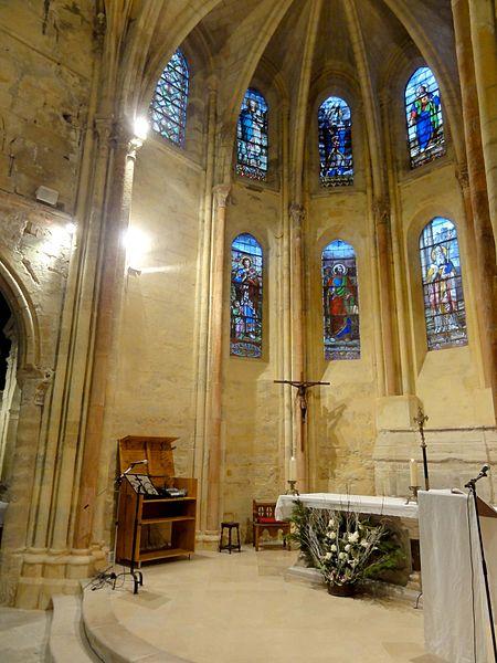 Eglise Saint Etienne Marly La Ville