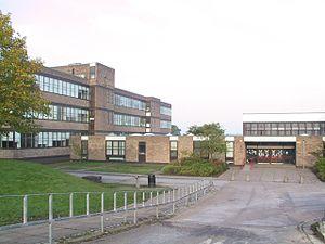 Marple Hall School - Image: Marple Hall School