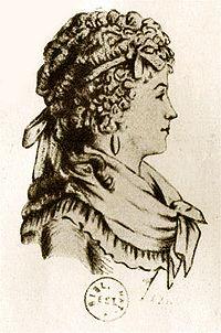 Η σύζυγος του ντε Σαντ, Renée-Pélagie