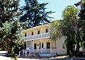 Martinez, CA USA - Vicente Martinez Adobe, built in 1849 by the son of Ygnacio Martinez (John Muir National Historic Site) - panoramio (1).jpg