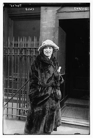 Mary Ellis - Mary Ellis in 1920