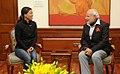 Mary Kom with Prime Minister Narendra Modi.jpg