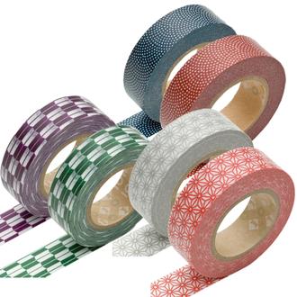 Masking tape - Washi Masking Tapes