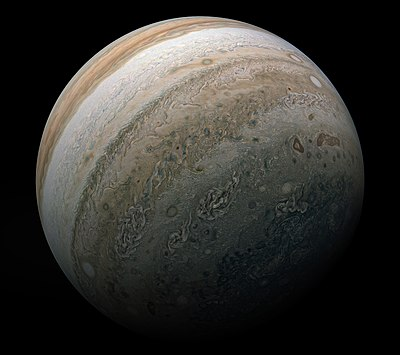 Picture of Jupiter in February 2020.