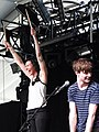 Matt & Kim - Coachella 2010.jpg