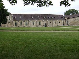 Saint-Ouen-l'Aumône - Maubuisson Abbey